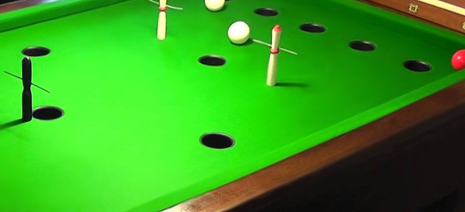 Reconditioned Bar Billiard tables